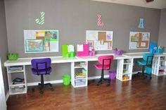 Espace bureaux enfants