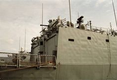 SPS Navarra (F 85) - Standing NATO Response Force Maritime Group 2 / SNMG-2. Trieste, Italy - February 2006.