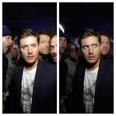 Cast of @cw_spn before last #ConversationForACause at #NerdHQ 2014! Photobomb by @aishatyler Until next year, Nerds.. pic.twitter.com/kuuxCdeBSi