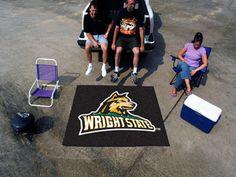 Wright State University Tailgater Mat