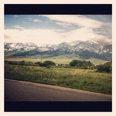 Bridger Mountains, Bozeman, Montana