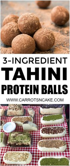 Ever since I came back from my amazing trip to Israel, I've dreamed of all things tahini. Tahini is a staple ingredient in Israeli cuisine and it's had my wheels turning as to how I can incorporate it into more …