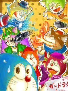 The Doraemons, breathe!