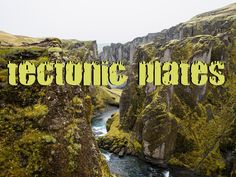 Pieces of the Earth'scrustand uppermost mantle. On Earth there are seven or eight major plates and many minor plates.