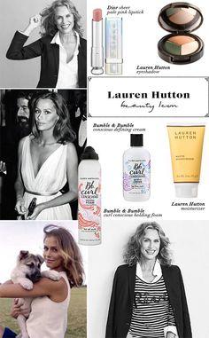 lauren hutton fashion covers   Found on theglitterguide.com