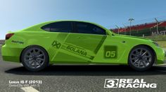I'm not sure about this -_-* #Remodified #LexusISF2013 #RealRacing3 #RealRacingEA #ElectronicArt #NeedForSpeed #bestracegame #menstoys #iOS