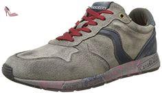 Dockers by Gerli 39SO001, Derby Homme, Gris (Grau 200), 41 EU - Chaussures dockers by gerli (*Partner-Link)