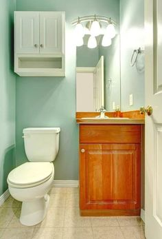 25 Small Bathroom Design And Remodeling Ideas Maximizing Small Spaces Toilets Powder And Taps
