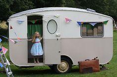 Caravan Eccles 1950s retro vintage tourer Good condition with original features | eBay