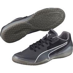 PUMA Men s Invicto Fresh Indoor Soccer Shoes fa61e1b8eb022
