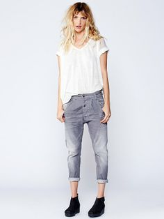 Free People Maison Relaxed Straight, $315.00