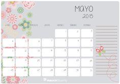 #calendario #mayo @magicadisseny