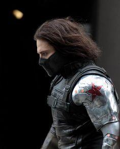 Imagen del set de rodaje de Capitán América: El Soldado de Invierno (2014) en Cleveland