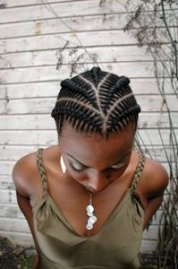 Superb Cornrow Black Hair And Corn Rows On Pinterest Hairstyle Inspiration Daily Dogsangcom