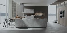 Modern affordable Italian kitchen collection 2.1 by Copatlife. Visit our showroom for more details.