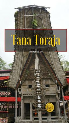 Discover what makes Tana Toraja so special and start planning your holiday…