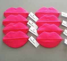 Custom order of Pink Lipstick Cases that went out last week  http://ift.tt/1LMhqo9 #lipstick #lipgloss #lips #valentinesday #coinpurse #fashion #hair #toiletrybag #cosmeticpouch #kiss #shopping #gift #redlips #pink #makeupbag #makeup #purseorganizer #fireboltcreations #etsy #fashion #vegan #eyeshadow #january #handmade #handcrafted #cosmetic #design #graphic #woman #monday
