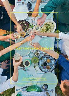 My first book. Otte kokke fejrer fællesmåltidet med enkle og smagfulde opskrifter. Sammenskudsgildet er den nye kogebog fra VoresVillas madskribent Gry Sara Windelev.
