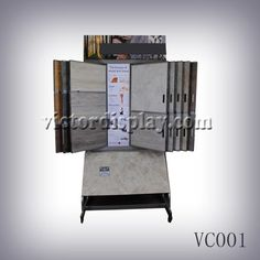 Xiamen Victor Industry & Trade Co., Ltd  are leading display rack supplier at xiamen. Our main products is stone display rack,tile display rack,tile display stands,quartz stone rack,stone sample book,stone sample binder,stone sample boards. More information please mail ashley@victordisplay.com