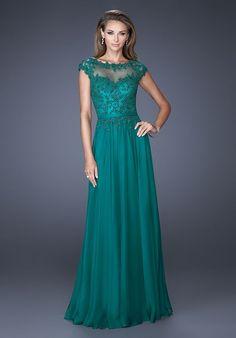 La Femme Evening 20476 Mother Of The Bride Dress