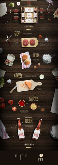 Website Inspiration -- Warren (Student Project) on Packaging of the World - Creative Package Design Gallery Game Design, Design Sites, Design Food, Web Responsive, Ui Web, Website Design Inspiration, Packaging Design Inspiration, Creative Inspiration, Web Layout