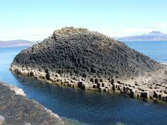 Staffa Island Basalt Columns, Giant Tree, Rock Formations, Armenia, Amazing Nature, Fossils, Geology, Islands, Minerals