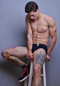 More of Diego Fragoso by Felix Mercedes