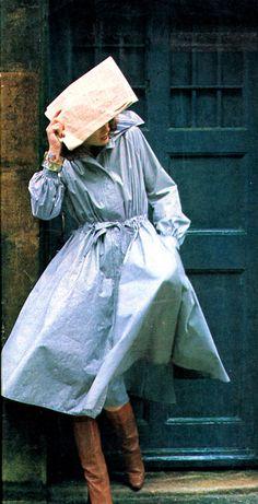 Raincoat-but where's the Polartec?