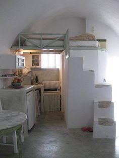 Hábitat Se refiere a las condiciones de organización y acondicionamiento del espacio interior de un edificio.