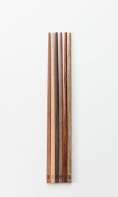原木筷子組(6支一組) - TZULAï | Pinkoi