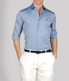 d60360c560a0f Armani Collezioni Men, - Armani.com. Vêtements Homme · Chemises ...