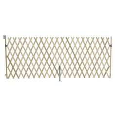 Gmi 84 Inch Keepsafe Expansion Baby And Pet Gate Natural The