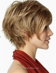 Top short shag hairstyles for women. Trendiest shaggy haircuts for short hair. Best short shag hairstyles for every occasion. Shaggy Short Hair, Modern Short Hairstyles, Short Shag Hairstyles, Shaggy Haircuts, 2015 Hairstyles, Short Blonde, Shaggy Bob, Long Pixie, Hair Shag