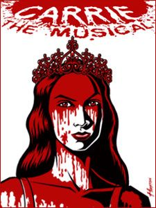 Carrie The Musical- taking me back to fun times!