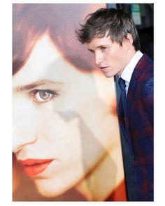L.A. Premiere of The Danish Girl, November 21, 2015