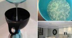 Θα το κάνετε και εσείς Δεν υπάρχει τίποτα ομορφότερο από το να μπαίνεις στο σπίτι και να σε πλημυρίζει μια υπέροχη μυρωδιά φρεσκάδας και δροσιάς. Υπάρχουν Small Space Interior Design, Interior Design Living Room, Diy Cleaning Products, Cleaning Hacks, Homemade Detergent, Cleaners Homemade, Good Housekeeping, Diy Room Decor, Home Decor