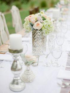 Silver Wedding Themes | Weddings Romantique