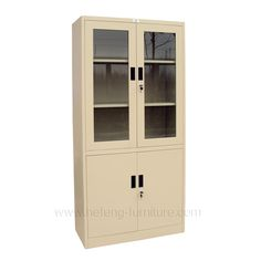 Filing cabinet with glass door    supplied by hefeng-furniture.com are ideal for office,government,school and many other applications.Factory Direct,huge selection.