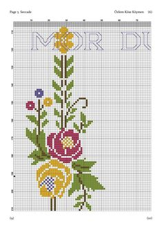 Cross Stitch Embroidery, Cross Stitch Patterns, Chart Design, Blackwork, Diy And Crafts, Design Inspiration, Charts, Folk, Pink Tablecloth