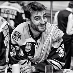 Patrice Bergeron...will you be my Valentine?