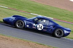 2nd place James Schryver Chevron B8