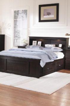 bed frames, hous, drawer