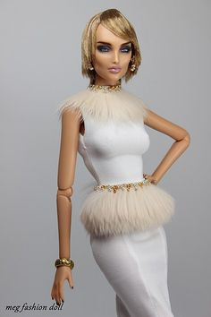 My outfit for Kingdom Doll Wig Michael Hawaii | by meg fashion doll