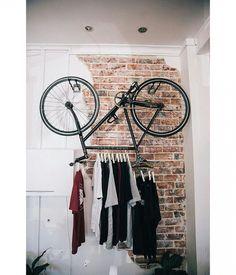 10x pronken met je fiets aan de muur