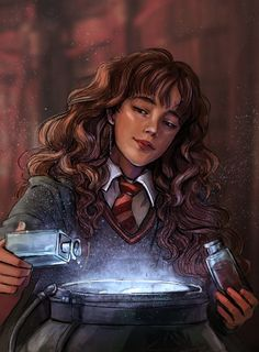 Hermione, Saleha Kamran