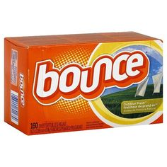 Bounce Fabric Softener.  OK, so we're back from camping, and the front of the trailer is loaded with, ugh, dead bugs.  Hubby was kvetching on how to remove them (he's not allowed to use SOS pads), so I went to the net.  Dip one of these in warm water and wipe over the buggies.  They simply MELT off.  Rinse with a hose.  OMG... we were prepared to go out and buy chemicals.  Aren't great tips amazing?  Even if you don't have a camping trailer, pass this on. U will be a HERO!