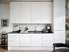 Portes ouvertes : appartement en Suède – Buk & Nola