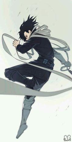 Персонаж - Шота Аизава❤Аниме - Моя геройская академия