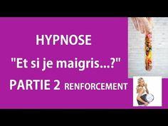 ▶ HYPNOSE POUR MAIGRIR (aide pour Boulimie & compulsion alimentaire)(partie 1) - YouTube