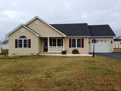 JUST LIKE NEW AND PRICED TO SELL! SPACIOUS RANCH W/GARAGE IN AUGUSTA COUNTY FEATURING BRAND NEW FLOORING THROUGHOUT AND TRAY CEILING IN MASTER BEDROOM. LARGE YARD WITH POSTS ALREADY CONCRETED IN PLACE FOR FENCE (HARD PART ALREADY DONE). LOCATED CONVENIENTLY TO HARRISONBURG, WAYNESBORO, CHARLOTTESVILLE... SWEET, SPLIT BEDROOM PLAN, MOVE IN READY!